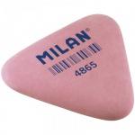 Ластик Milan 4865 33х33х6мм, треугольный, синтетический каучук