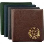 Альбом для монет Office Space на 24 монеты, 6 листов, 105х105мм