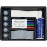 Набор для магнитной маркерной доски Hebel 12 предметов