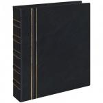 Альбом для монет Office Space Optima-Standard на 325 монет, 10 листов, 230х270мм, искусственная кожа