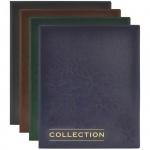 Альбом для монет Office Space Optima на 325 монет, 10 листов, 230х270мм, ПВХ, с разделителями