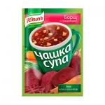 Суп Knorr борщ с сухариками, 3штх14.8г