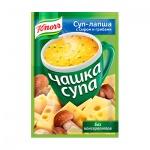 Суп Knorr с сыром и грибами, 3штх15.5г