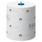 Бумажные полотенца Tork Advanced H1, 290067, в рулоне, 150м, 2 слоя, белые