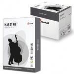 """Бумага для принтера Maestro Standart А4, 500 листов, 80г/м2, белизна 146%CIE, """"С"""""""