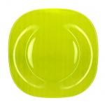 Тарелка десертная Luminarc Colorama зеленая, d=18см
