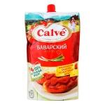 Кетчуп Calve Баварский, пакет, 350г