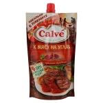 Кетчуп Calve к мясу, пакет, 350г