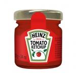 Кетчуп Heinz томатный, 34мл х 80шт