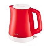 Чайник электрический Tefal KO151530 красный, 1.5 л, 2400 Вт