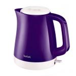 Чайник электрический Tefal KO151630 фиолетовый, 1.5 л, 2400 Вт