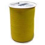 Упаковочная лента Stewo матовая желтая, двухсторонняя, 1см, 250м