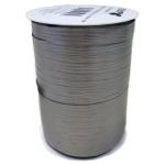 Упаковочная лента Stewo матовая серебро, двухсторонняя, 1см, 250м