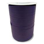 Упаковочная лента Stewo матовая фиолетовая, двухсторонняя, 1см, 250м