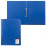 Папка на 2-х кольцах А4 Erich Krause Standard синяя, 24мм, 14450/20283