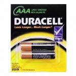 Батарейка Duracell Basic ААА/LR03-2BL, 1.5В, 2шт/уп