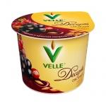 Десерт Velle овсяный черная и красная смородина, 125г