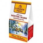 Чай London Pride Зимнее очарование, черный, листовой, 100г