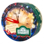 Чай Ahmad Ореховое печенье, черный, листовой, 60г