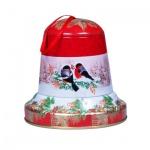 Чай Hilltop Колокольчик Морозный рассвет Зимняя вишня, черный, листовой, 100г