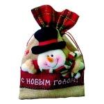 Подарочный набор Мешочек Снеговик, 335г