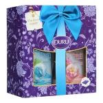 Подарочный набор Duru Fresh океанский бриз/цветочное облако, с полотенцем