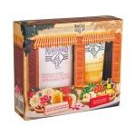 Подарочный набор Le Petit Marseillais масло арганы/карите, гель для душа/крем для рук