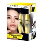 Подарочный набор Maybelline New York Colossal Volume, 2 туши