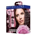 Подарочный набор Maybelline New York тушь для ресниц Lash Sensational, лайнер Master Precise