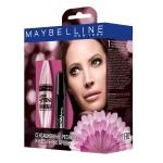 Подарочный набор Maybelline New York тушь для ресниц Lash Sensational, тушь для бровей Brow Drama