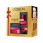 Подарочный набор L'oreal Revitalift Лазер Х3, крем, лосьон
