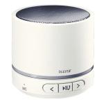 Портативный мини-динамик Leitz Wow белый, Bluetooth, 63581001