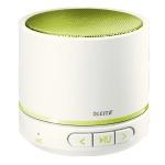 Портативный мини-динамик Leitz Wow зеленый металлик, Bluetooth, 63581064