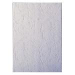 Обложки для переплета картонные Leitz белые, А4, 100шт, под кожу, 33652