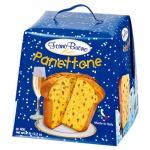 Кулич рождественский Forno Buono Panettone с цукатами и изюмом, 800г