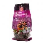 Конфеты Fine Life ассорти в шоколадной глазури, 125г