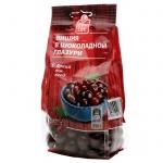 Драже Fine Life вишня в шоколадной глазури, 250г