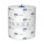Бумажные полотенца Tork Universal H1, 290059, в рулоне, 280м, 1 слой, белые