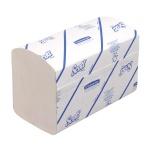 Бумажные полотенца Kimberly-Clark Scott Extra 6677, листовые, 320шт, 1 слой, белые