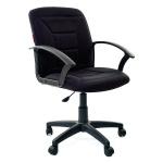 Кресло офисное Chairman 627 ткань, крестовина пластик, черная, 15-21