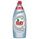 Средство для мытья посуды Fairy Platinum 0.65л, ледяная свежесть, гель