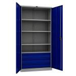 Шкаф для инструментов Практик TC-1995-004030 950х500х1900мм