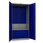 Шкаф для инструментов Практик TC-1995-041030 950х500х1900мм