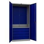 Шкаф для инструментов Практик TC-1995-041040 950х500х1900мм