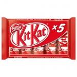 Батончик шоколадный Kit Kat 29г х 5шт