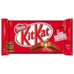 Батончик шоколадный Kit Kat вафельный, 45г