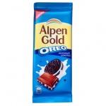 Шоколад Alpen Gold Oreo, 95г