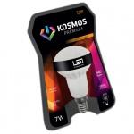 Лампа светодиодная Космос Premium R50 7Вт, Е14, теплый свет