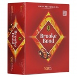 Чай Brooke Bond черный, 100 пакетиков