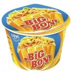 Лапша быстрого приготовления Big Bon Max говядина, 95г